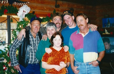 Ray, Merrinette, Tony, Trena, Trent, & Troy